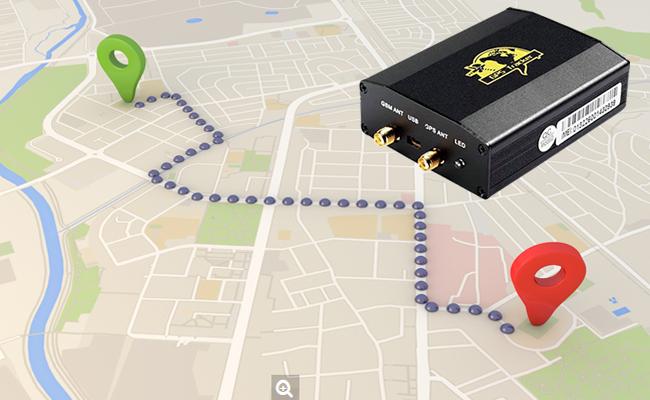 Pasos genéricos para configurar un tracker